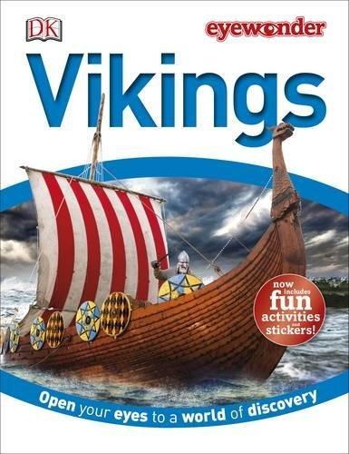 Download Vikings (Eyewonder) pdf epub