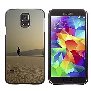 Paccase / SLIM PC / Aliminium Casa Carcasa Funda Case Cover - Nature Beautiful Forrest Green 123 - Samsung Galaxy S5 SM-G900