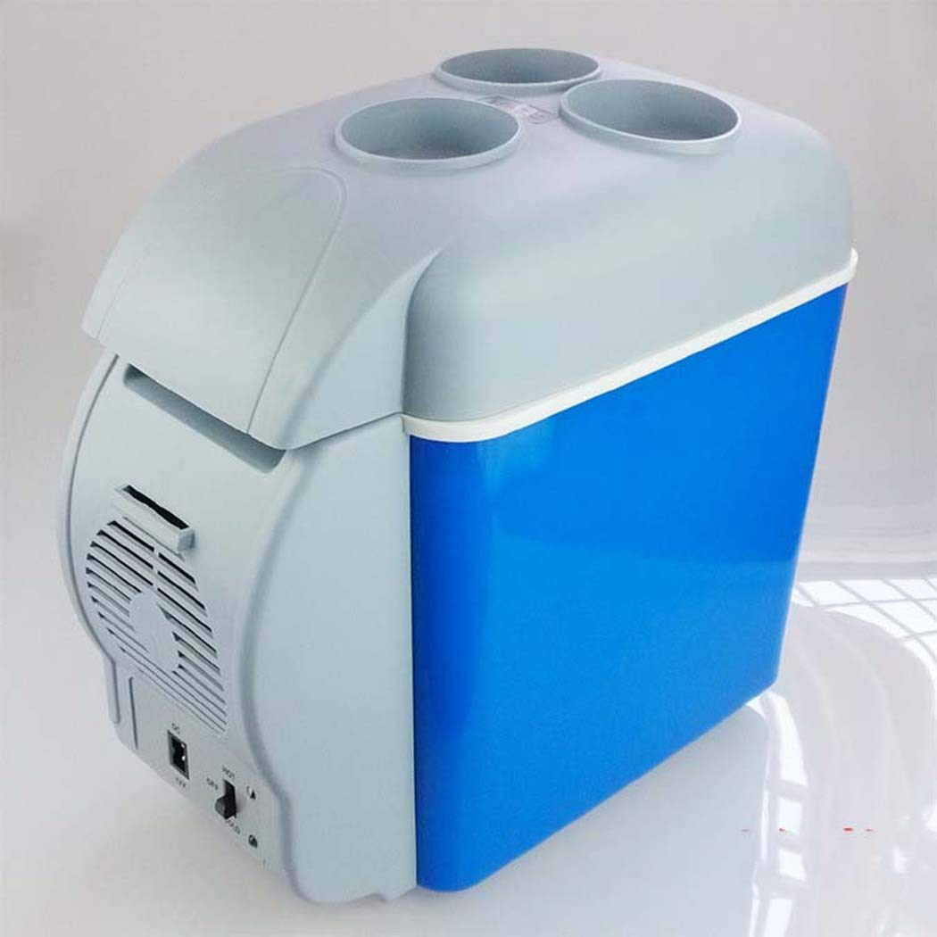 DSHBB Car Fridge Mini,portable Refrigerator For Car For Travel, Picnic, Camping Outdoor Use