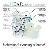 Hear Ear Wax Removal Kit, Includes: Wash Basin, 3