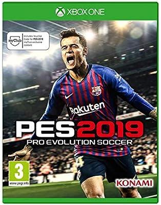 Pro Evolution Soccer 2019 - Xbox One [Importación inglesa]: Amazon ...