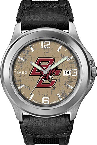 - Timex Men's Boston College BC Watch Old School Vintage Watch