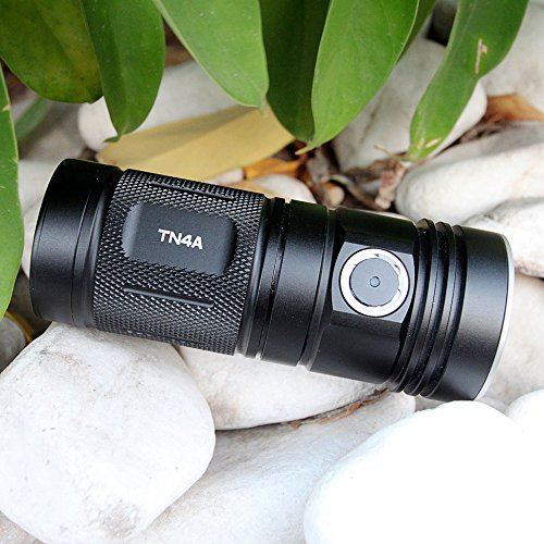 ThruNite TN4A CW 1150 Lumen Single CREE XP-L V6 LED ...