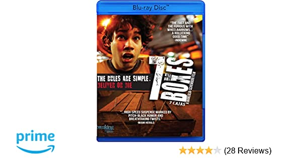Amazon.com: 7 Boxes [Blu-ray]: Celso Franco, Víctor Sosa, Lali Gonzalez, Nico García, Juan Carlos Maneglia, Tana Schembori, Richard Careaga: Movies & TV
