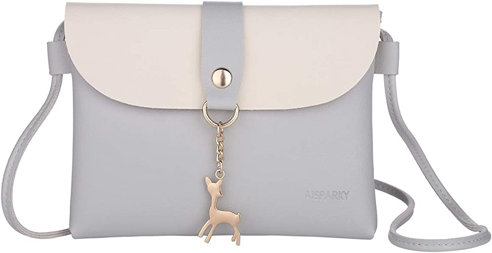 leichte stoff kleine Umhängetasche Tasche beige Bag Schultertasche bags