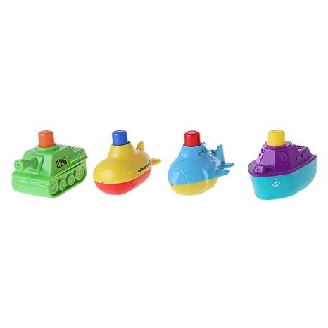 Avión Barcos Zjl220 Jugar Agua Baño Para Bebé Spray De Juguete Tc3u1JK5lF