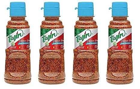Tajin Clasico Seasoning Low Sodium, 5 oz: Amazon.com ...