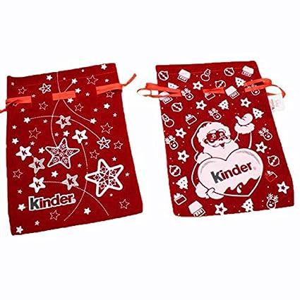 Amazon.com: FunDiscount Bolsa de Navidad para niños, bolsas ...