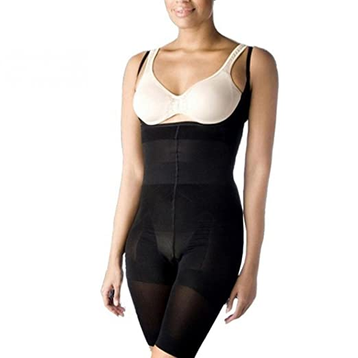 d3ee0d418b1 Amazon.com  Zarbrina Women s Waist Cincher Tummy Control Shapewear  Compression Vest Invisible Body Shaper  Clothing