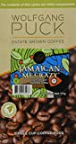 Wolfgang Puck Coffee, Jamaican Me Crazy, 9.5 Gram Pods, 18-Count (Pack of 3)