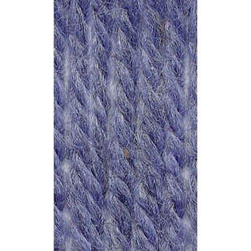 Plymouth (1-Pack) Encore Chunky Tweed Yarn Medium Blue 4108-1P