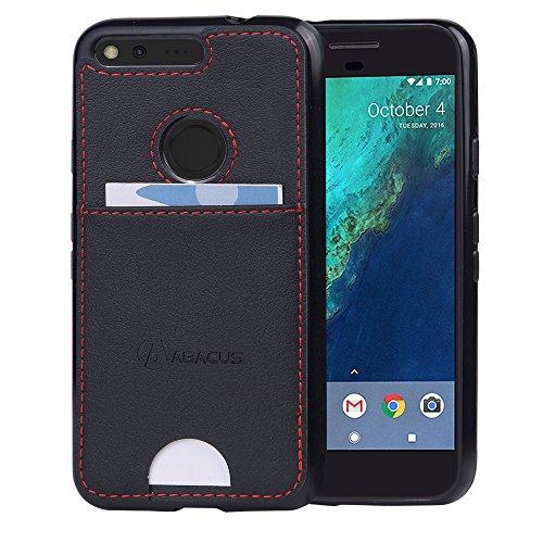 Abacus24 7 Pixel Case Wallet Black