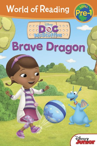 Search : World of Reading: Doc McStuffins Brave Dragon: Level Pre-1