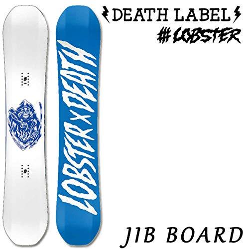 18-19 DEATH LABEL/デスレーベル JIB BOARD LOBSTER ロブスター メンズ 板 スノーボード 2019
