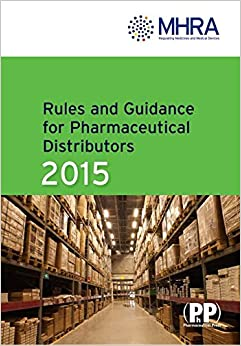 Book Rules and Guidance for Pharmaceutical Distributors (Green Guide) 2015