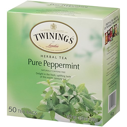 Twinings Pure Peppermint Tea 50 count Tea Bags by Twinings (Image #5)