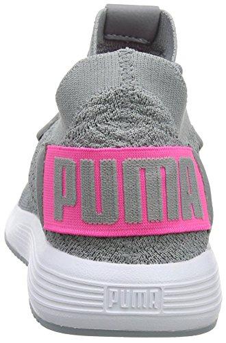 Color Shift Gris Zapatillas Uprise Unisex White puma Pink quarry Puma Adulto knockout OE5qFwxC