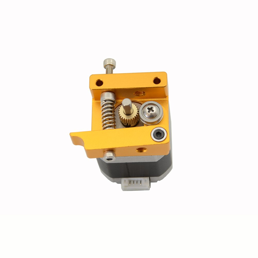 Iverntech MK8 Extruder Hotend 0.4mm Nozzle Print Head for MakerBot Prusa i3 3D Printers Compatible with 1.75mm Filaments