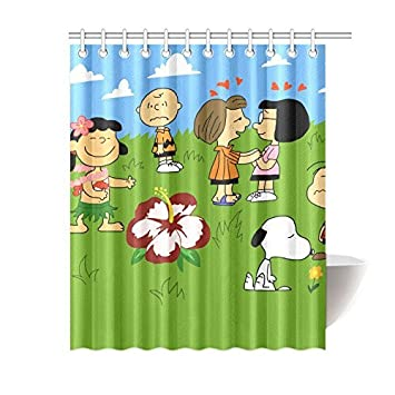 Cartoon Shower Curtain 60quotx72quot