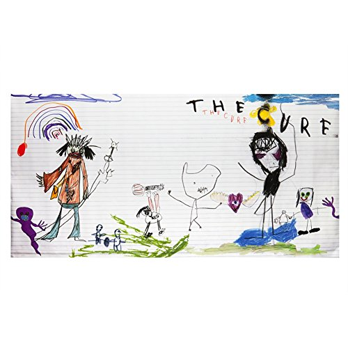 The Cure - Kids Painting Poster