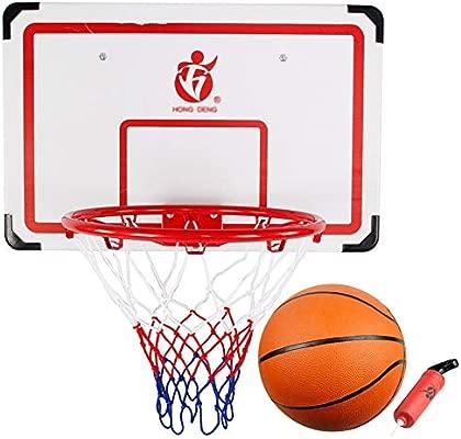 Canasta Tableros de baloncesto Montado en la pared del aro de ...