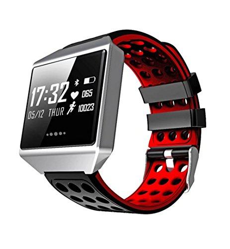 CK12 Smart Band Graphene ECG Heart Rate Monitor Blood Pressure Monitoring Smart Bracelet Sports Bluetooth Waterproof Watchred