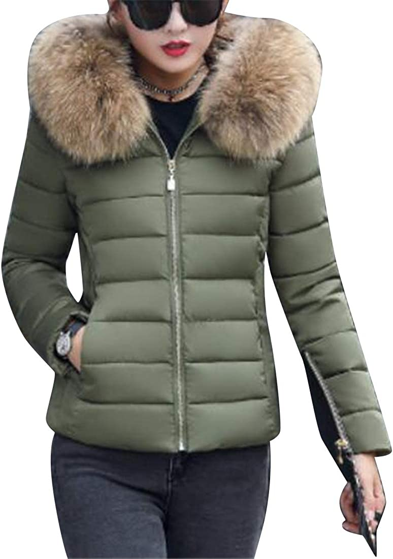 Suncolor8 Mens Fleece Lined Slim Warm Hooded Quilted Down Puffer Vest Jacket Outerwear