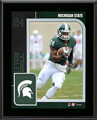 Michigan State Spartans Player (Le'Veon Bell Michigan State Spartans 10.5
