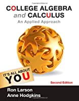 College Algebra and Calculus: An Applied Approach, 2nd Edition Front Cover