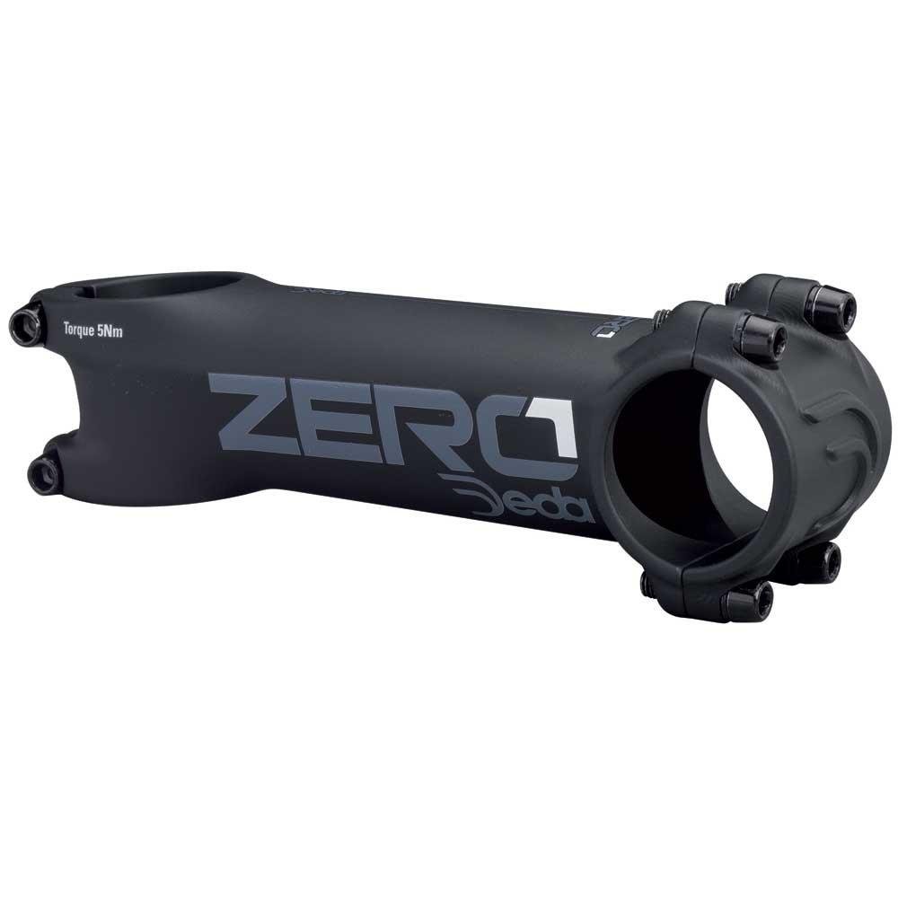 120mm 6 Degree Matte Black MY17 // Deda Elementi Zero1 Stem
