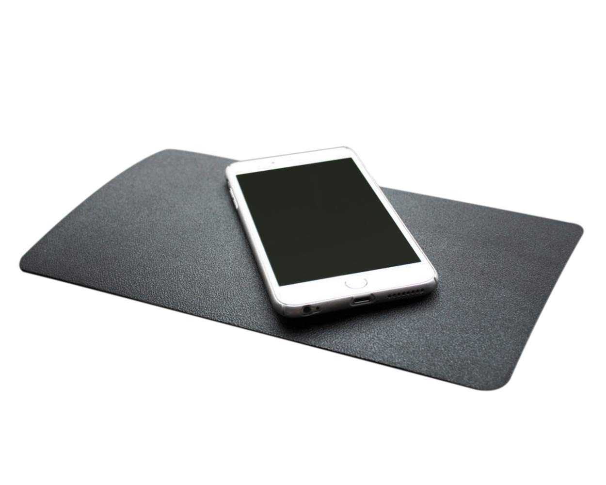 distinctive style Car Dashboard Mat 10.5x5.9 Inches Extra Large Non-slip Sticky Pad Anti Slip Mat Adhesive Mat for Phones Dot Glasses Keys ds