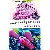 HAUSGEMACHT sugar free ice cream