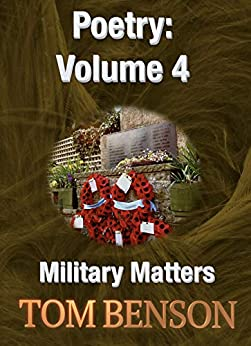 Military Matters (An Anthology of Poetry Book 4) by [Benson, Tom]