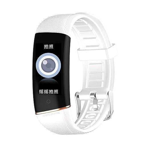 ⚡Webla⚡ E98 Hombres Mujeres Bluetooth Reloj inteligente Moda ...