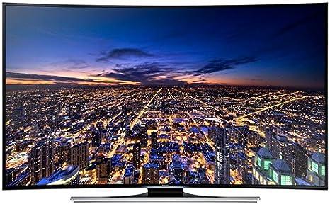 Samsung UE55HU8200L - Tv Led Curvo 55 Ue55Hu8200 Uhd 4K 3D, 4 Hdmi, Wi-Fi Y Smart Tv: SAMSUNG: Amazon.es: Electrónica