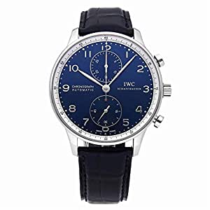 IWC Portuguese automatic-self-wind mens Watch IW371432 (Certified Pre-owned)