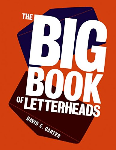 Book Review: The Big Book of Letterheads