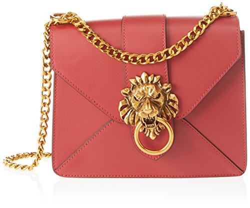 De Rosso 1625 Borse Hombro Rojo Chicca Bolso rosso Mujer FfU1xwqO