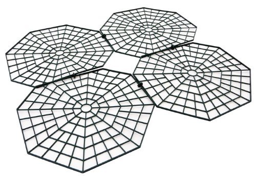 Good Ideas Pondguard Fish Pond Net Protection Interlocking Rings (1135) Protect your pond from Herons, Cats and Predators. Manufactured for Good Ideas