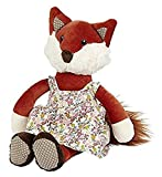 Red Fox Stuffed Animal Ginger the Well Dressed Fox Woodland Theme Newborn Baby Shower Gift