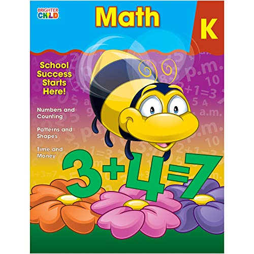 Math, Grade K (Brighter Child: Grades - Child Activities Learning Brighter