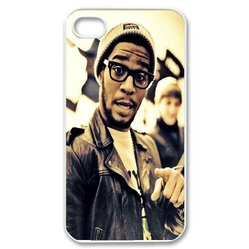 Customized Kid Cudi Iphone 4,4S Case, Kid Cudi DIY Case for iPhone 4, iPhone 4s at Lzzcase