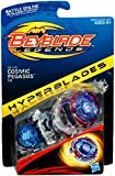 Beyblade Legends Beybattle Tops Bb-105 Cosmic Pegasus F:D Top - Multi Color