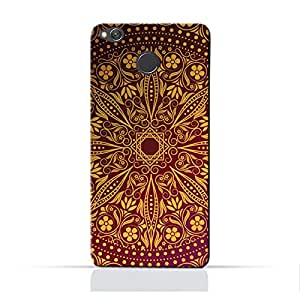 AMC Design Xiaomi Redmi 4x TPU Silicone Protective Case with Floral Pattern 1201