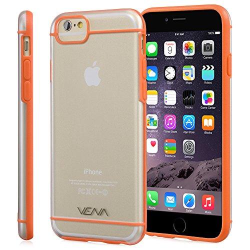 iPhone 6 Plus / 6S Plus Case - VENA [RADIANT] Slim Clear Hybrid Bumper Case for Apple iPhone 6 Plus / 6S Plus (5.5