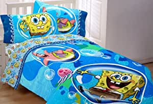spongebob bedroom set sponge bob sheet set 13381
