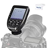 Godox Xpro-N TTL 2.4G 1/8000s HSS Wireless Flash Trigger i-TTL Transmittter for Nikon Cameras