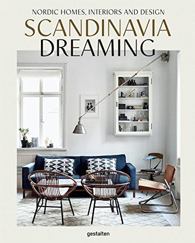 Amazoncom Scandinavia Dreaming Nordic Homes Interiors and