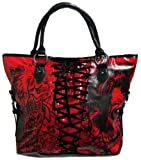 Iron Fist American Nightmare Bag Purse (Red), Bags Central
