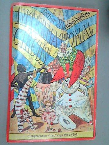 The International Circus Pop-up Book (Viking Kestrel Picture Books)